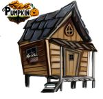 Rickety Cottage by Pumpkin-Online