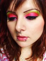 Watermelon Party by itashleys-makeup