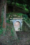 Bunker in woods 2 by SilvieT-Stock