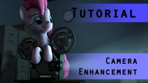 SFM Tutorial: Camera Enhancement by argodaemon