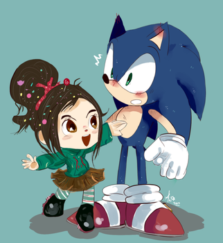 wir sonic by aoii91