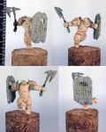 Orc Tank miniature (dangen crowl) by willytheraccoon