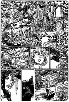 A page for Crescent City Magick Vol2 by mlpeters