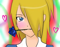 Deidara Colored by SinfulHime