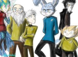 ROTG - Star Trek by HezuNeutral