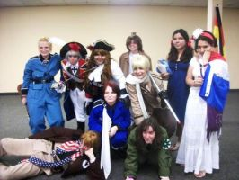 Hetalia Meet-up by Dogloverer