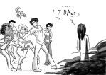 7 Days by lostatsea101