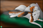 Sorreltail Of ThunderClan by GraffitiMutt