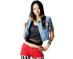 Krystal - f(x) png by Sellscarol