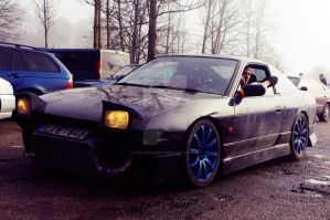 Nissan S13 pt.2 by itslauraemma