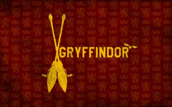Quidditch Team Pride Wallpaper: Gryffindor by TheLadyAvatar