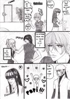 Doubts Doujinshi: Page 2 by Hybrid22