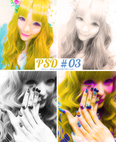 PSD Coloring #03 by sicayos