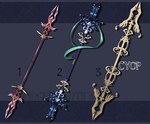 Weapon Adoption 38 CLOSED by Forged-Artifacts