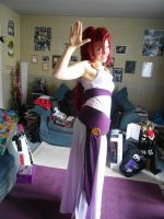 The name is Megara...friends call me Meg by FuriePhoenix
