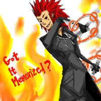 Axel by monkeyoo