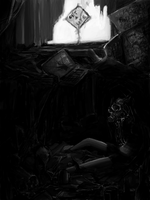 TegakiE: This Drunk Chaos that is my Home by paintausea