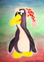 Dancing Penguin by LAReal
