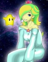Rosalina Color by gscorpion
