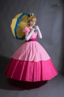 Princess Peach - mark II by ChameleonCosplay