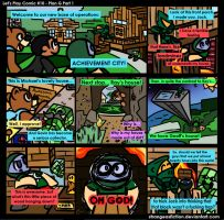 Let's Play Comic #10 - Plan G Part 1 by StrangeAsFiction