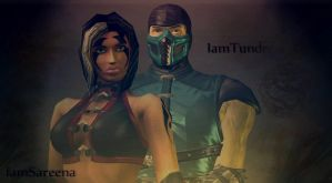 TundraXSareena by IamPrincessKitana