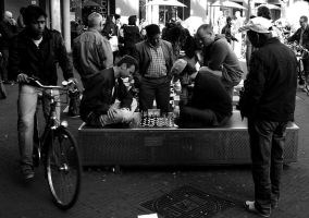The Chess Game by Turin231