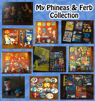 My Phineas and Ferb collection by AndiiGrr