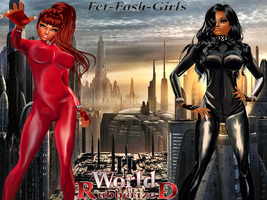 FFG: Rubberized World 2 V.2 by Krypto4CatSuits