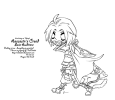 ACB - New Clothes Chibi LINES by RedViolett