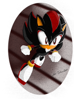 Gift: Chibi Shadow by ShadowReaper12