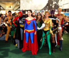 San Diego Comic Con Cosplay 15 by DKANG0316