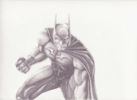 The Dark Knight by Maximilian1993