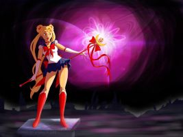 SailorMoon by Bonequisha