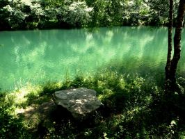 Peaceful Nature by cessar