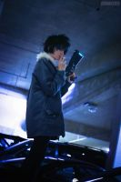 Psycho-Pass: Shinya Kogami 31 by J-JoCosplay