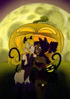 Happy Tatteredween by Naminational