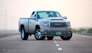 GMC Sierra by AD8817