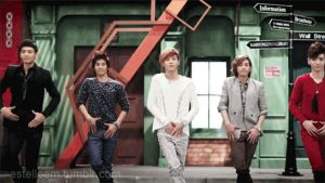 SHINee Hello GIF by estelleem