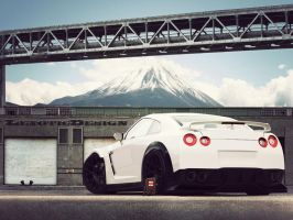 Nissan GTR by Lexotic-Projects