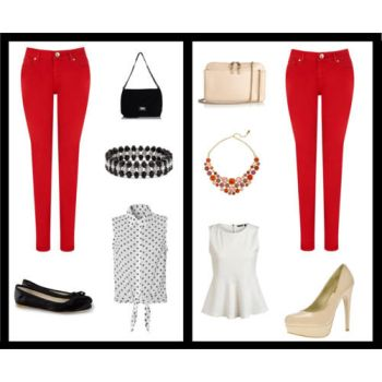 two ways to wear by Samberly