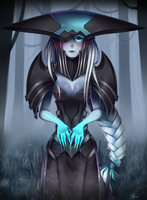 League of Legends - Lissandra by maryfraser