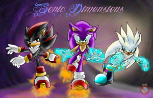 Sonic Dimensions by shadowhatesomochao