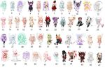 [CLOSED]47 free gaia Online adopt by cute-rainbow-girl