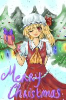 ::Hey you, Merry Christmas !! :: by Thildou-chan