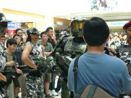 MASTER CHIEF APPEARANCE by victortky