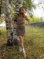 Safari x Military Style by AngieVX
