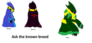 Ask the Known breed by pd123sonic