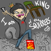 Markiplier - King of the Squirrels by Rawritron