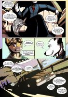 False Start Issue #2 Page 16 by Boneitis